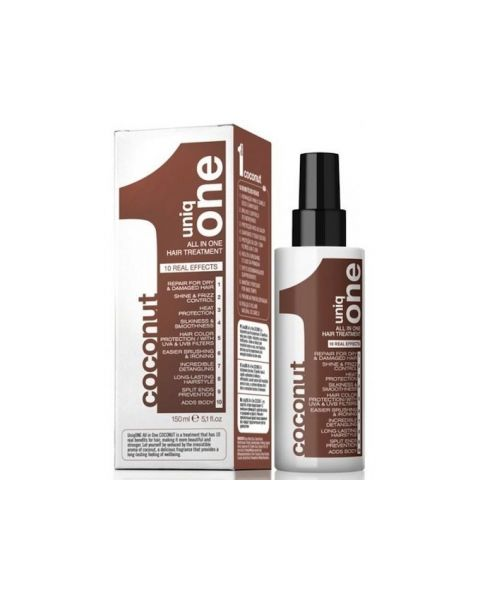 Uniq1 Coconut All-In-One Spray
