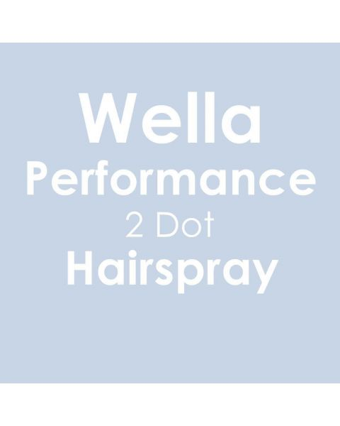 Wella Professionals Performance Ultra Hairspray 2 Dot 500ml