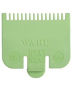 "Wahl No.1/2 Attachment Comb 1.5Mm (1/16"") Cut Lime Green"