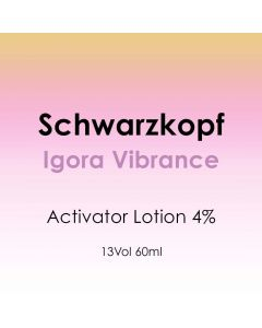 Schwarzkopf Igora Vibrance Activator Lotion 4% / 13 Vol. 60ml