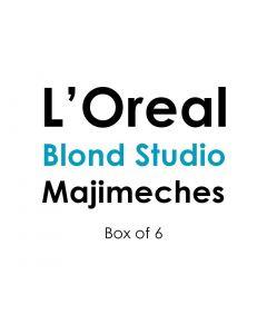 L'Oreal Blond Studio Majimeches Highlighting Cream- Box of 6