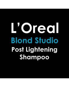 L'Oreal Blond Studio Post Lightening Shampoo 500ml