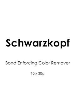 Schwarzkopf Bond Enforcing Color Remover 10x30g