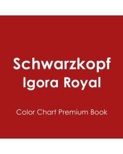 Igora Royal Premium Book