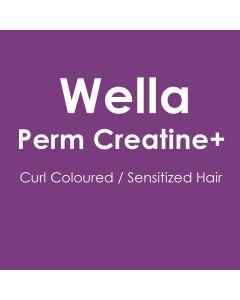 Wella Perm Creatine+ Curl Coloured / Sensitized Hair