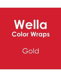 Wella Color Wraps Gold
