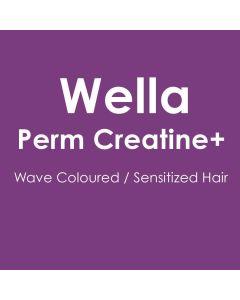 Wella Perm Creatine+ Wave Coloured / Sensitized Hair