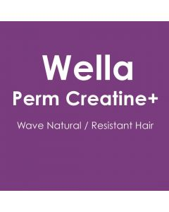 Wella Perm Creatine+ Wave Natural / Resistant Hair