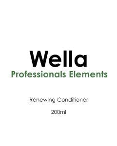 Wella Professionals Elements Renewing Conditioner 200ml