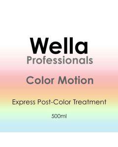 Wella Professionals Care Color Motion Express Post-Color Treatment 500ml