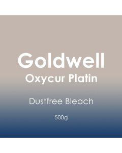 goldwell oxycur platin dustfree bleach 500g