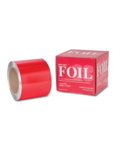 ProCare 100mm x 225m Red Hair Foil
