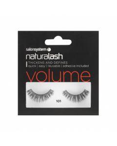 Salon System - Naturalash 101 Black Volume