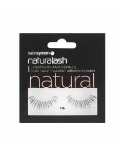Salon System - Naturalash 116 Black Natural