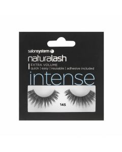 Salon System - Naturalash 145 Black Intense