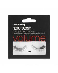 Salon System - Naturalash 149 Black Volume
