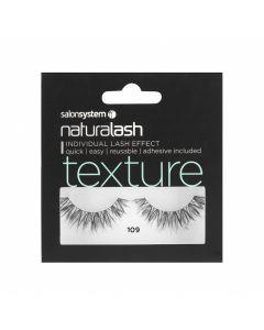 Salon System - Naturalash 109 Black Texture