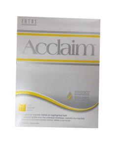 Acclaim Regular Acid Perm - White