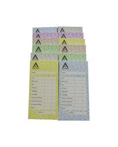 Agenda Check Pads - 12 pack