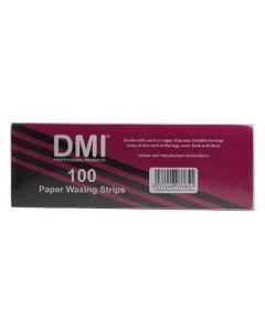 DMI Paper Waxing Strips (100)