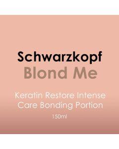 Schwarzkopf BlondMe Keratin Restore Intense Care Bonding Potion 150 ml