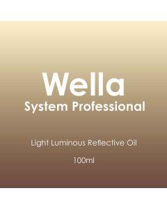 Wella Professionals Light Luminous Reflective Oil 100ml