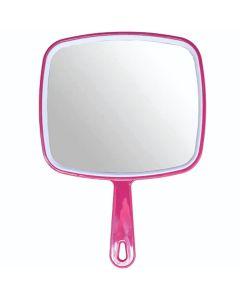 Fuchsia Lollipop Mirror
