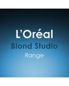 L'Oréal - Blond Studio Range