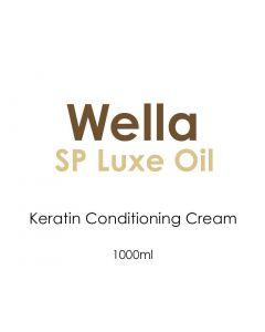Wella SP Luxe Oil Keratin Conditioning Cream 1000ml