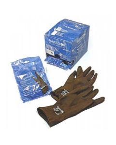 Matador Reusable Latex Gloves Size 7 - 1 pair
