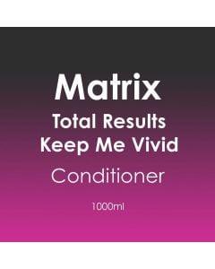 Matrix Total Results Keep Me Vivid Conditioner 1000ml