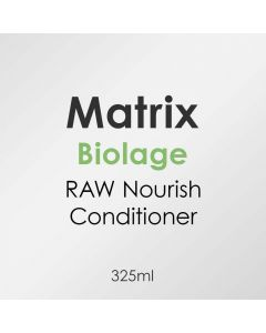 Matrix Biolage R.A.W Nourish Conditioner 325ml