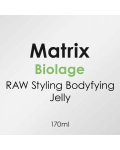 Matrix Biolage RAW Styling Bodyfying Jelly 170ml