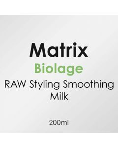 Matrix Biolage RAW Smoothing Styling Milk 200ml