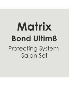 Matrix Bond Ultim8 Protecting System Salon Set