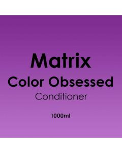 Matrix Color Obsessed Conditioner 1000ml