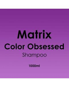 Matrix Color Obsessed Shampoo 1000ml