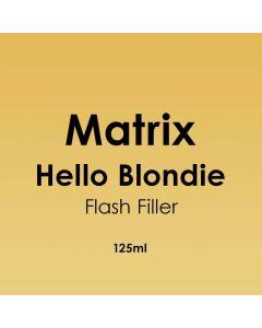 Matrix Total Results Hello Blondie Flash Filler 125ml