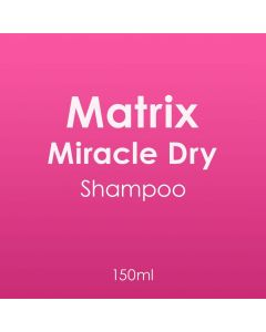 Matrix Miracle Dry Shampoo 150ml