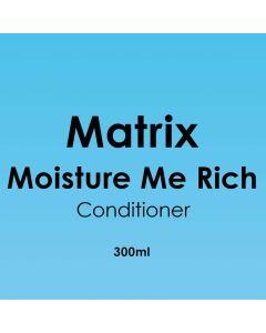 Matrix Moisture Me Rich Conditioner 300ml