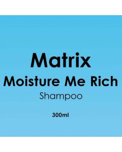 Matrix Moisture Me Rich Shampoo 300ml