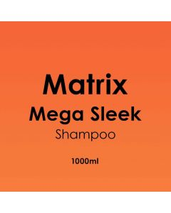 Matrix Mega Sleek Shampoo 1000ml
