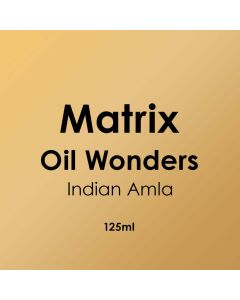 Matrix Oil Wonders Indian Amla 125ml