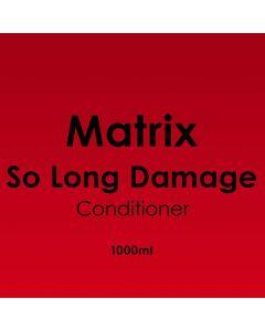 Matrix So Long Damage Conditioner 1000ml