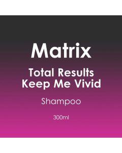 Matrix Total Results Keep Me Vivid Shampoo 300ml