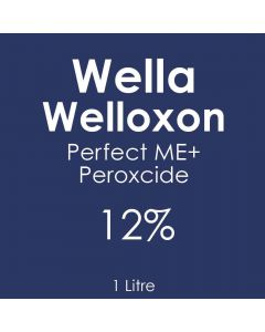 Wella Welloxon Perfect Creme 12% 1 Litre (40 Vol) ME+ Peroxide