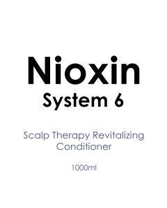 Nioxin System 6 Scalp Therapy Revitalising Conditioner 1000ml