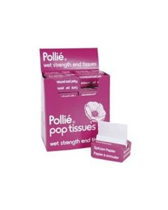 Pollie Pop-Ups Perming Papers - Pack of 200