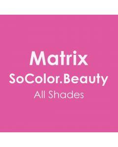 Matrix Socolor Beauty All Shades