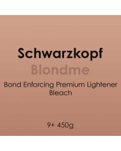 Schwarzkopf BLONDME Bond Enforcing Premium Lightener Bleach 9+ 450g